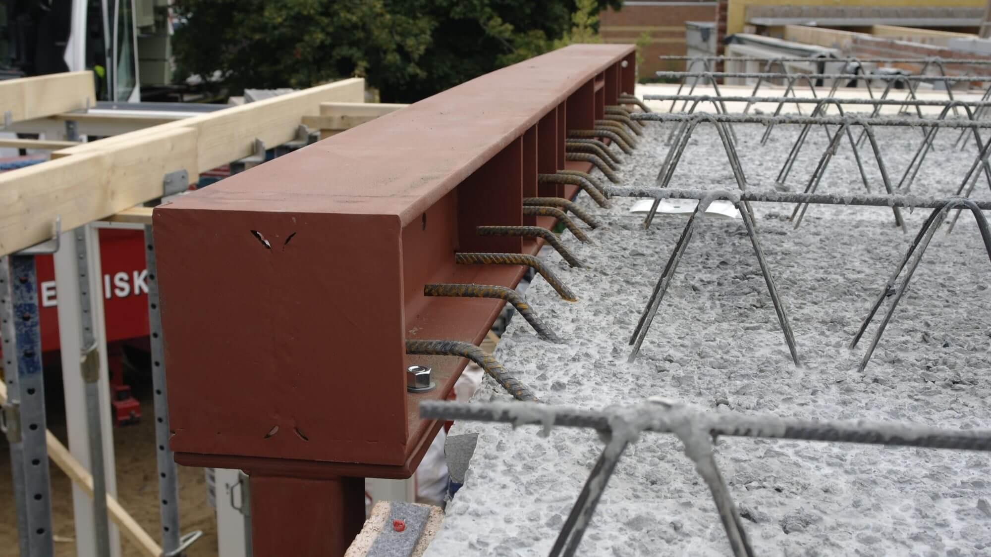 Breedplaatvloeren van Building Supply