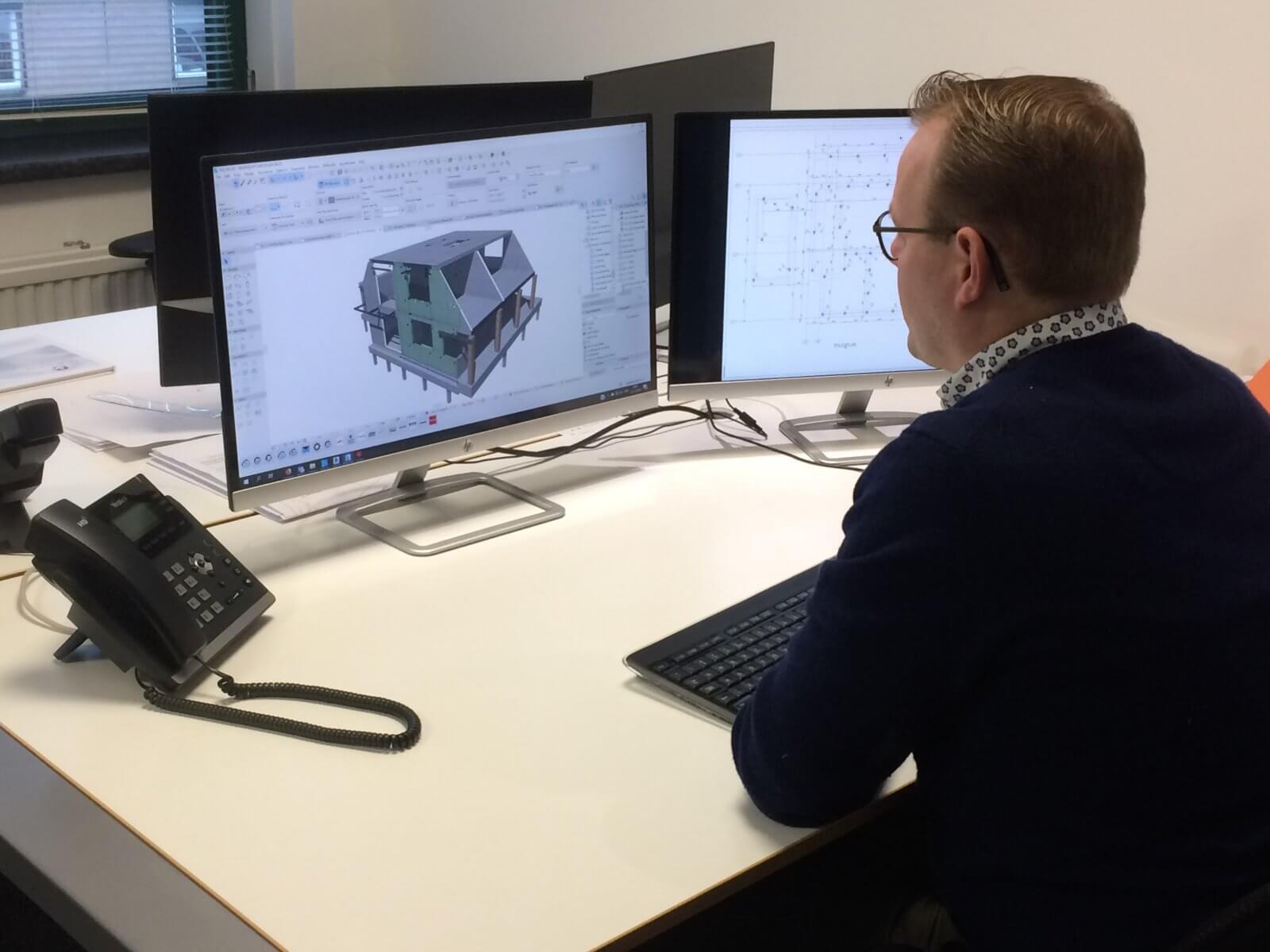 casco woning laten bouwen - casco huis